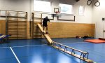 Kleines Balance-Training