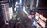 Lustiges Video : Fehlzündung am Time Square